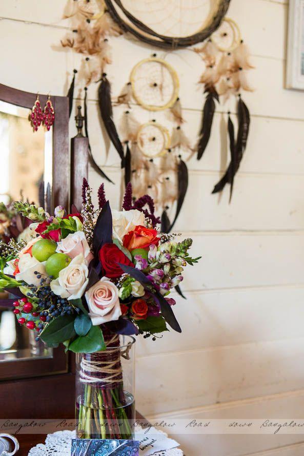 flowers by www.beautiflora.com for Byron Bay Bridal Showcase, photo by Down Bangalow Road