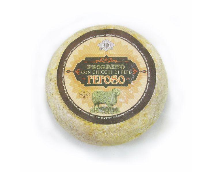 Peppercorn Pecorino | Sensibus