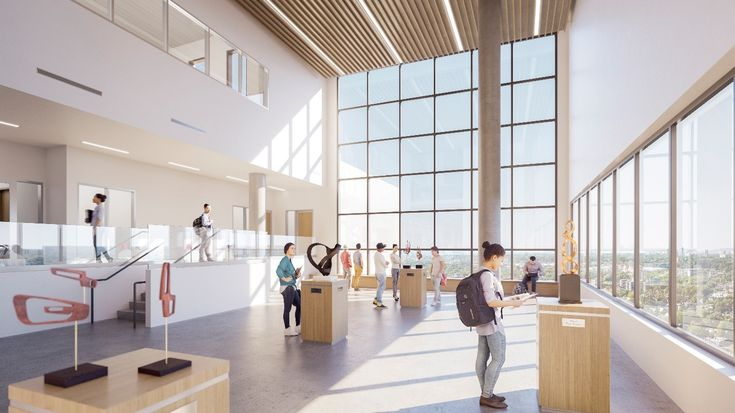 Big things are coming for Vancouver's Emily Carr University next year. Not only is Emily Carr University a school educating 2,000 students, they are also a registered charity dedicated to supporting Canada's next generation of artists. New on our #GivingLifeBlog, learn how Emily Carr is gearing up for a big move.
