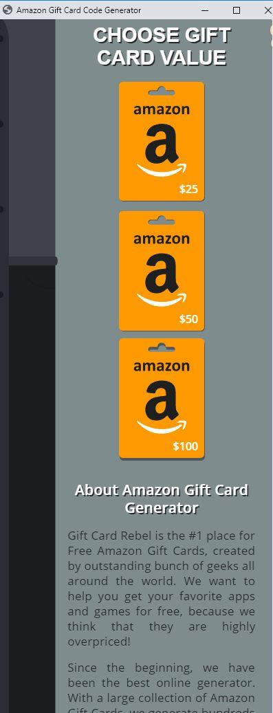 Pin on Amazon Gift Card Code Generator