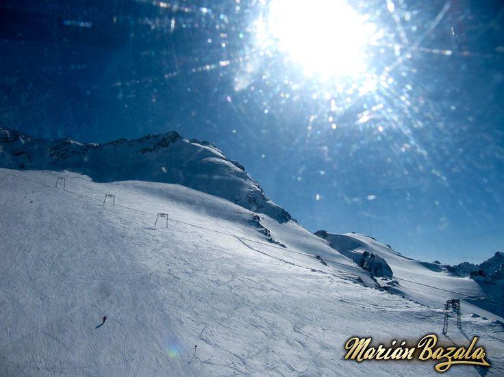 Pitztaler Gletscher, Sölden, Pitztaler- Rifflsee | Marián Bazala