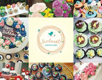 "Check out new work on my @Behance portfolio: ""Birdnest Cake & Cookie"" http://be.net/gallery/47425981/Birdnest-Cake-Cookie"