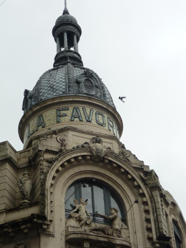 Rosario, Argentina - Fallabella, antes La Favorita. El punto de encuentro durante mi adolescencia