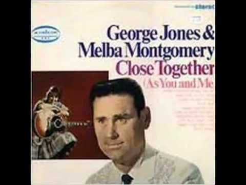 George Jones & Melba Montgomery - Feudin' And Fighting