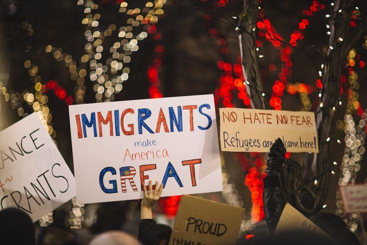Într-un registru mai general, apar o mulțime de aspecte legate de fenomenul imigrației, care țin de etică, definirea și statutul moral al refugiaților, dacă și când este bine să se folosească forța de muncă străină, responsabilitatea țărilor dezvoltate, drepturile imigranților, dacă și cum sunt acceptați aceștia.