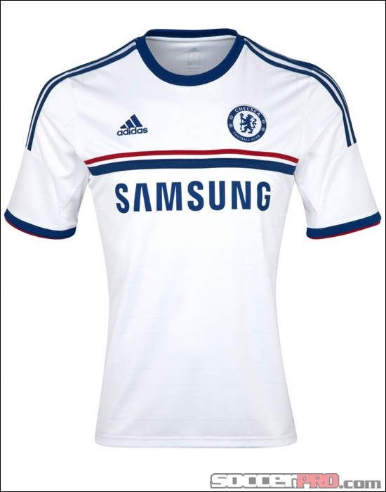 adidas Youth Chelsea Away Jersey 2013-2014... I think i love this team(maybe just a smidge)