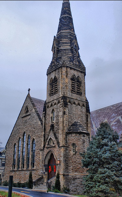 Calvary Episcopal Church, Cincinnati, OH
