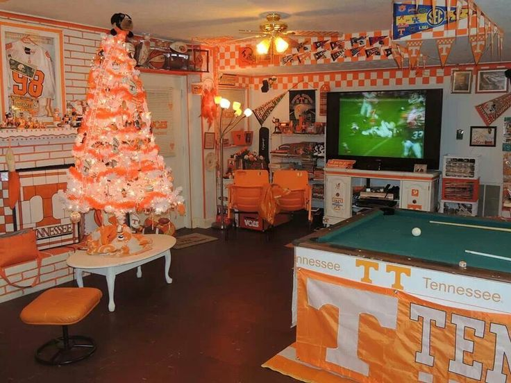 Love This Tennessee Vols Room