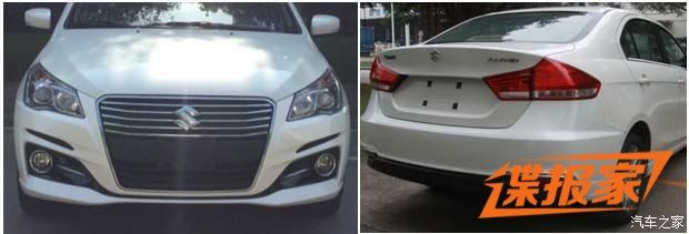 2018 #Maruti #Ciaz facelift could be inspired by this #Suzuki #Alivio 2017 model