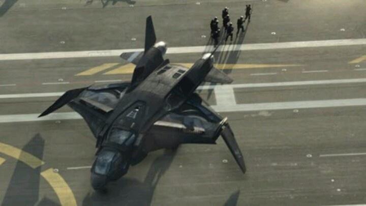 LockHEED Martin black project- AERIAL JK - jet from ...