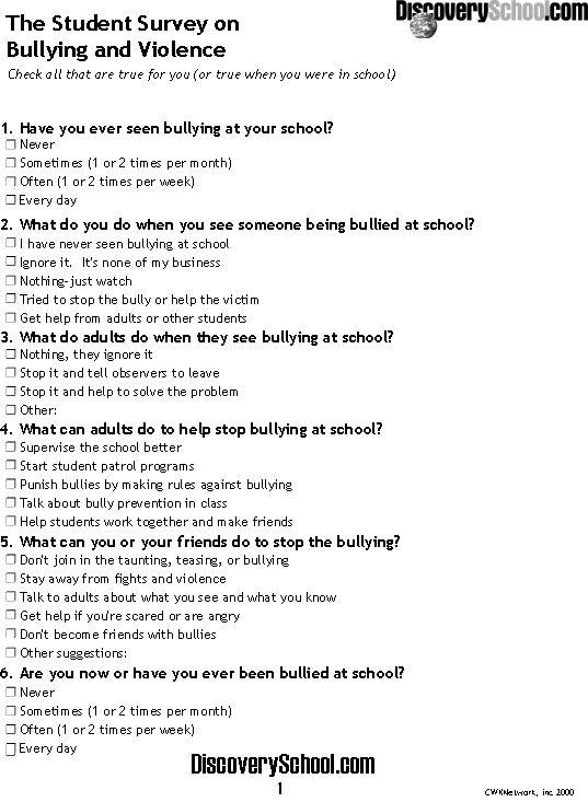 Best 25+ Bullying Worksheets ideas on Pinterest   Teen bullying ...