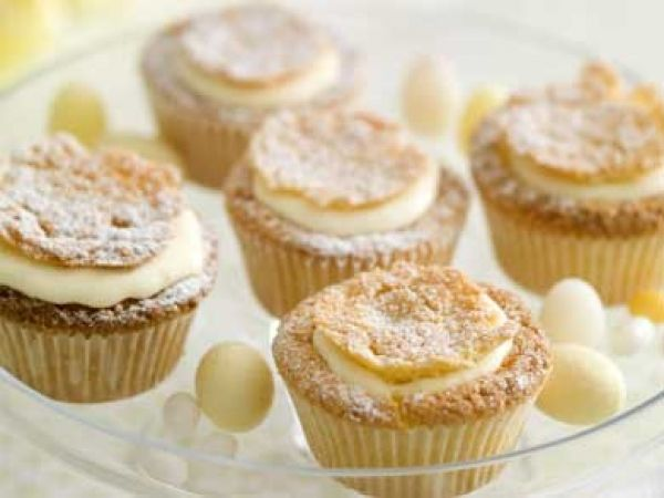 Italiaanse verfijning: cupcakes met amaretto en mascarpone - Libelle Lekker!