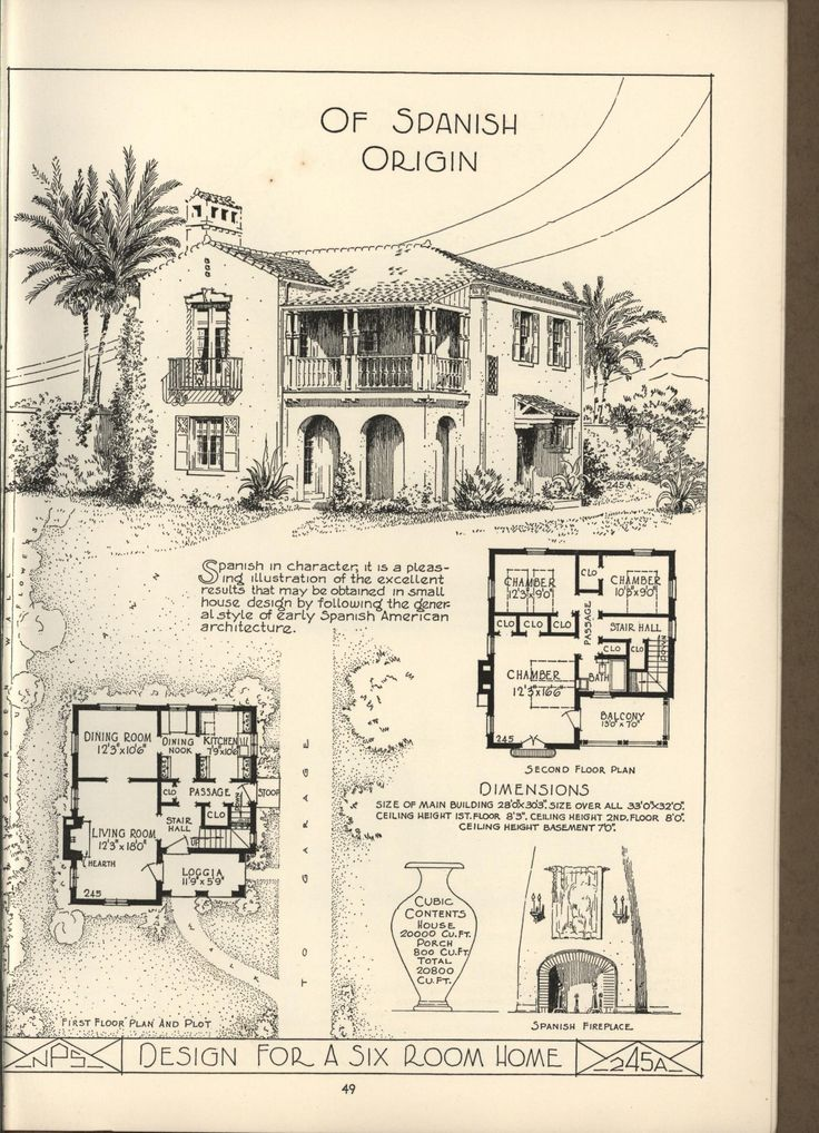 17 best images about 1920 39 s spanish revival on pinterest for Spanish revival house plans