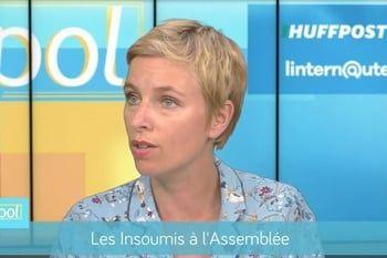 """Les insoumis seront-ils liés à une stricte discipline de groupe? La députée Clémentine Autain a expliqué dans .pol qu'elle comptait garder sa """"liberté""""."""