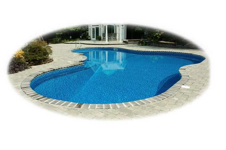 Lagoon In-ground Pool Kits