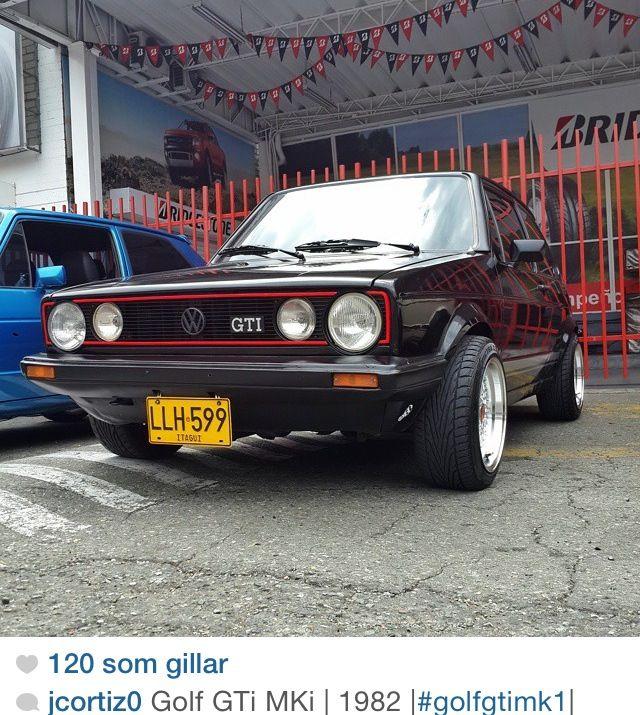 VW Golf GTI MK1 1982