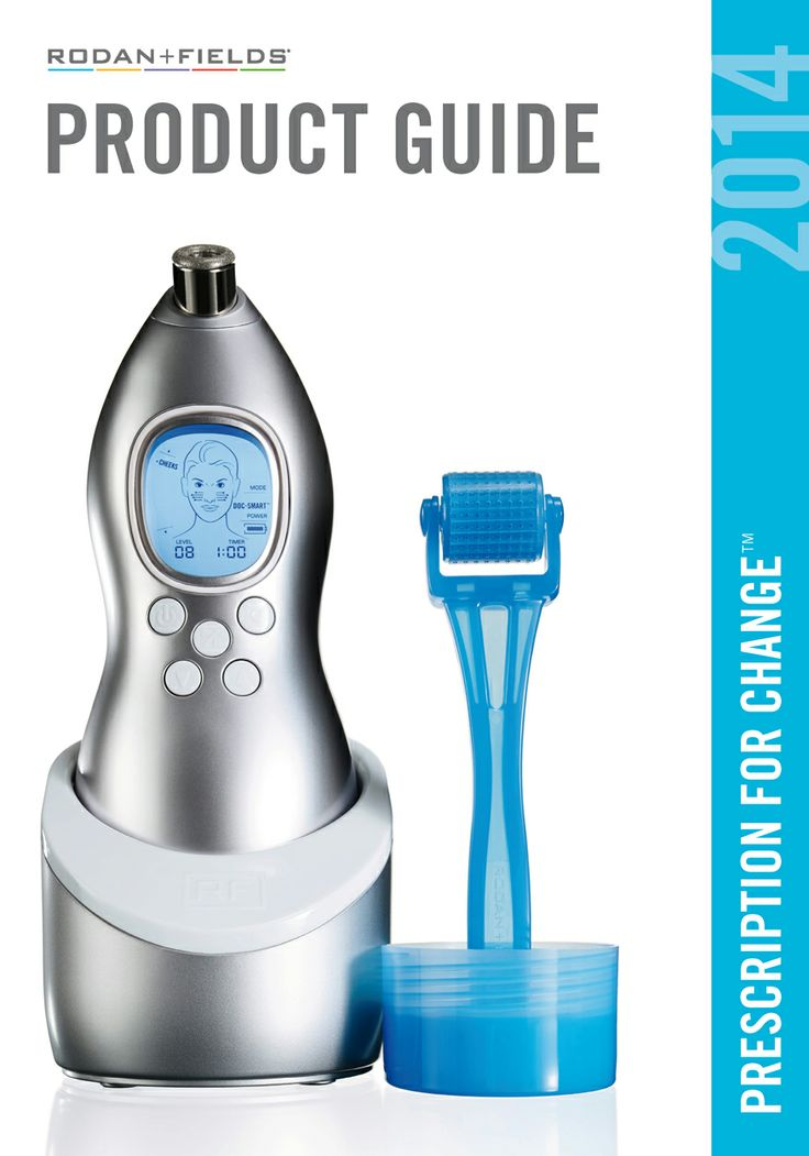 Rodan and Fields Product Guide  http://rodanfields.interactivpdf.com/digimag/html5/index.html