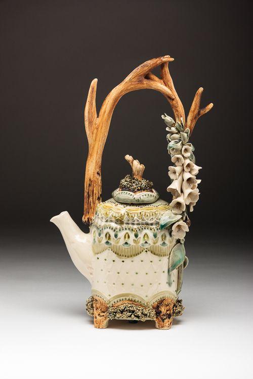 Claire Prenton Ceramics 2015, porcelain