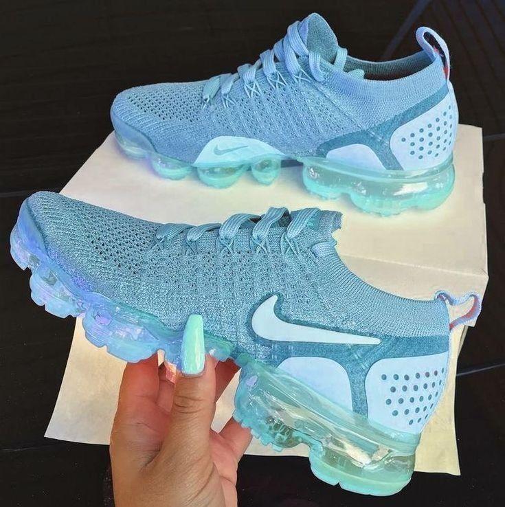 nike vapormax womens blue