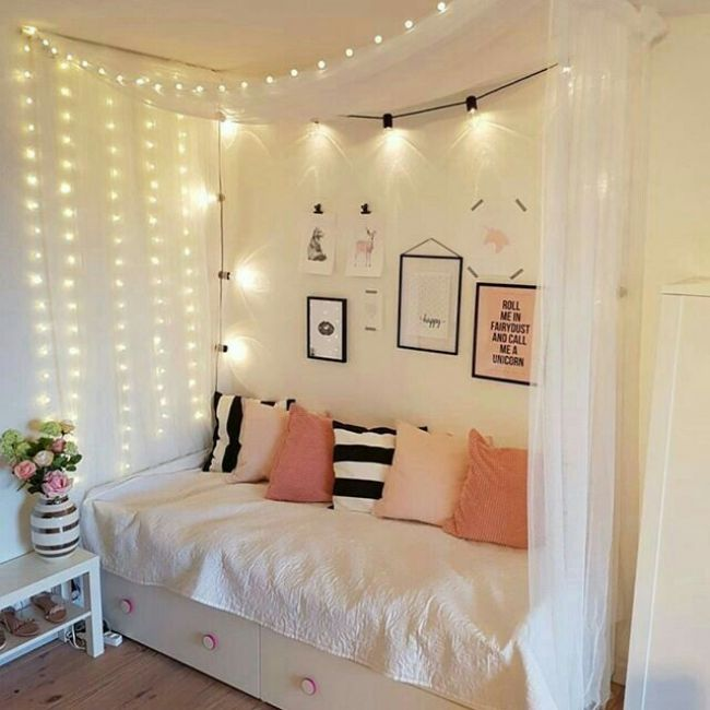 Pin By Sushmita Basu On Room Decor And Ideas Pinterest Bedroom Child Layout Girl Designs