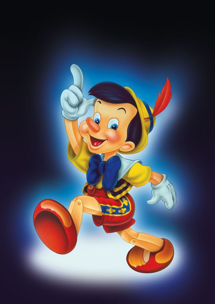 #PINOCCHIO - airbrush acrylic color