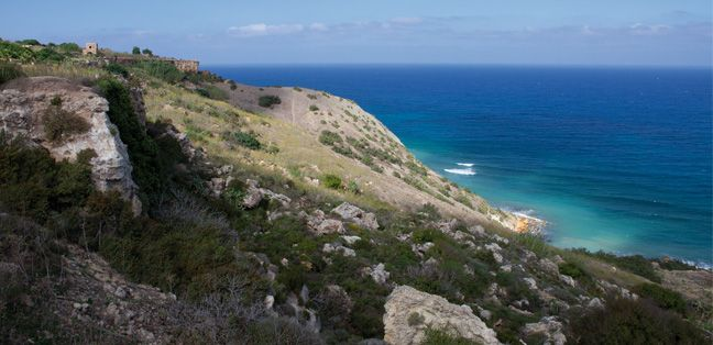 #NorthSails #Magazine #Tigers #Sinking in #Malta #Gozo #Island #beach