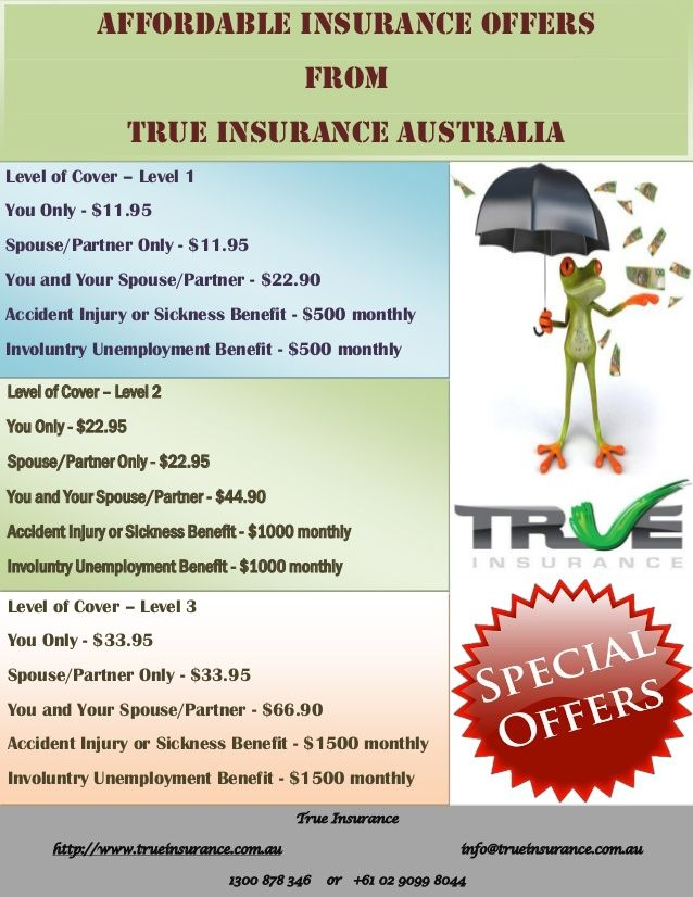Looking for a great bill protection insurance policy in Australia in affordable price. Check out this PDF, there are various types of benefit plans you can choose anyone according to your need. For more details visit at http://www.trueinsurance.com.au/bill-protection-insurance/