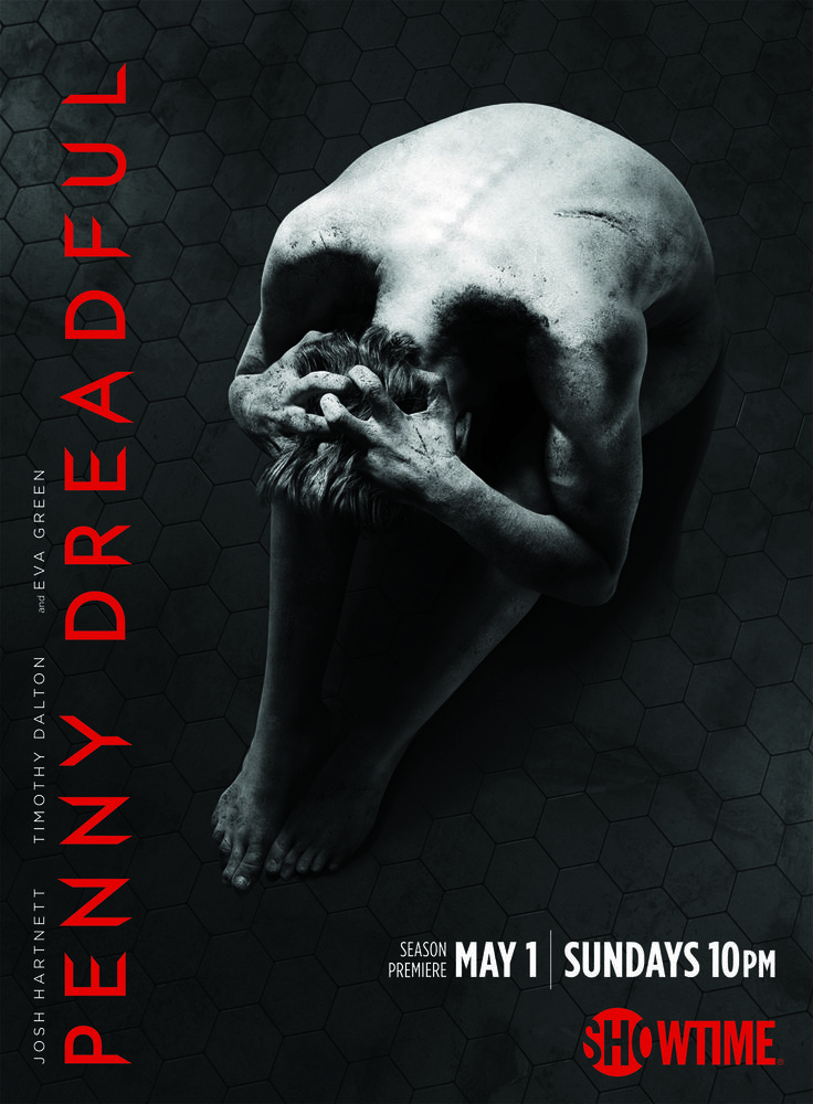 Penny Dreadful - season 3 - May 1, 2016 is the last season of the series.