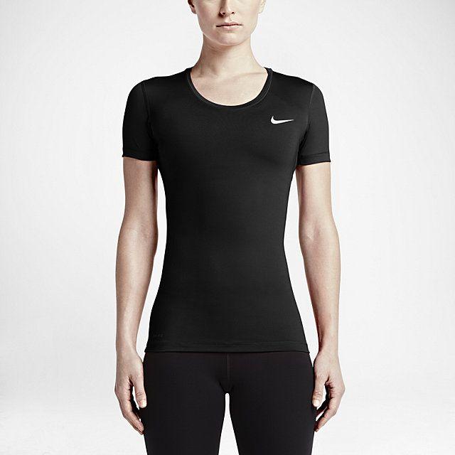 Nike Pro-Cool Women's Training Top. Nike.com UK
