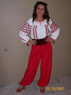 Ashlee's Costume Closet: Marion Ravenwood: Basket Chase