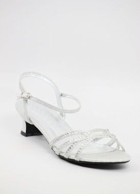 High Quality Wedding Shoes Silver, Bridesmaid Heels, Bridal Flats Are In Stock To Ship  Today At Shop Zoey. Good Looking