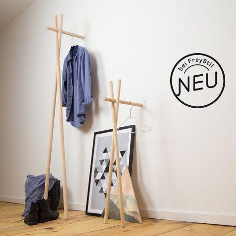 Trend  LENAH Garderobe Esche natur