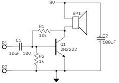 Why doesn't my transistor audio amplifier work? - Electrical Engineering Stack Exchange