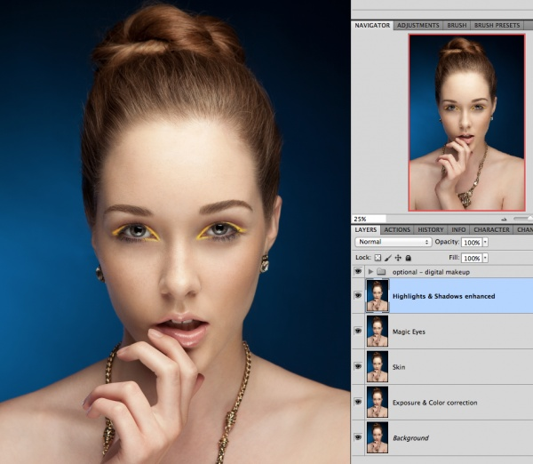 how to make resolution better in photoshop