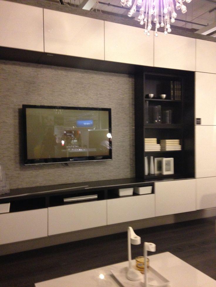 127 besten ikea besta bilder auf pinterest wohnzimmer ideen wohnideen und haus wohnzimmer. Black Bedroom Furniture Sets. Home Design Ideas