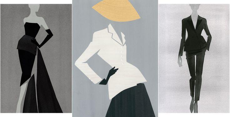 Il dessine les plus belles créations Dior, issues des collections de haute couture et de prêt-porter, pour le magazine Dior. Mats Gustafson, artiste suédois basé à New York, qui a collaboré avec des magazines de mode prestigieux depuis les années 80, est la signature visuelle du magazine de la maison française, réinterprétant au fil des défilés et collections les créations qui l'inspirent. Des aquarelles et collages au trait épuré aujourd'hui réunis dans un beau livre aux éditions Riz...
