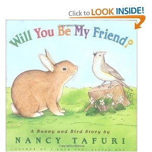 Sweet book about friendship.
