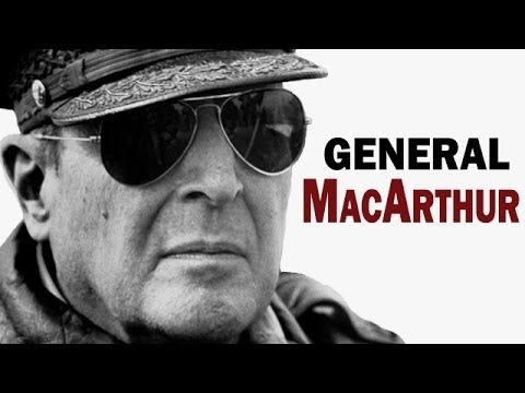 President Truman's relief of General Douglas MacArthur
