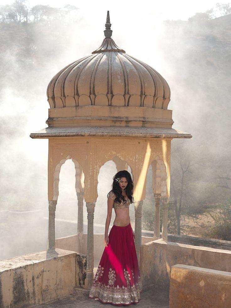 #AnitaDongre #India #indianroots #fashion #traditional #bride #jaipur #heritage