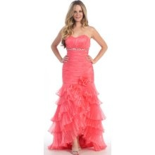 Evening Formal Prom Gown Sweet 16 Homecoming Long Pageant Military Ball Dresses