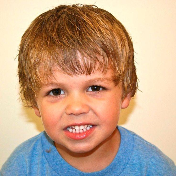 Haircuts For Kids Boys