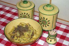 Pappardelle alla lepre ricetta tipica toscana