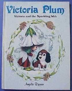 victoria plum | victoria plum victoria and the sparkling web 1982 name inside front ...