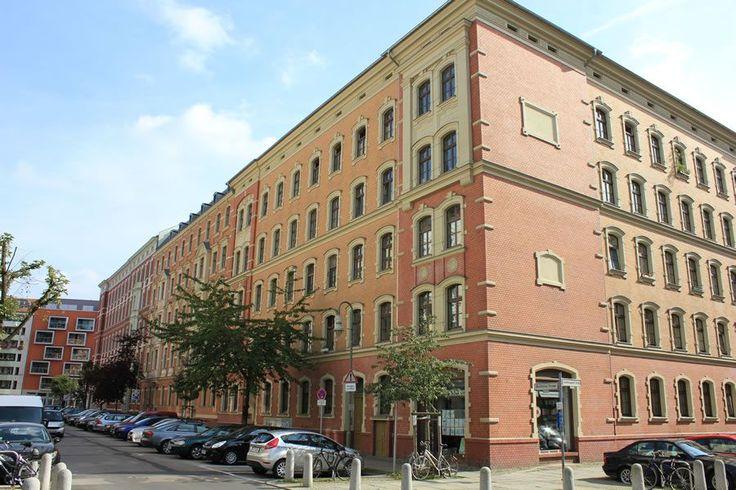 Wohnanlage der Berliner Gemeinnützigen Baugesellschaft