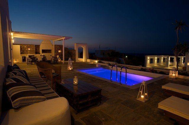 Skiron Villa Santorini