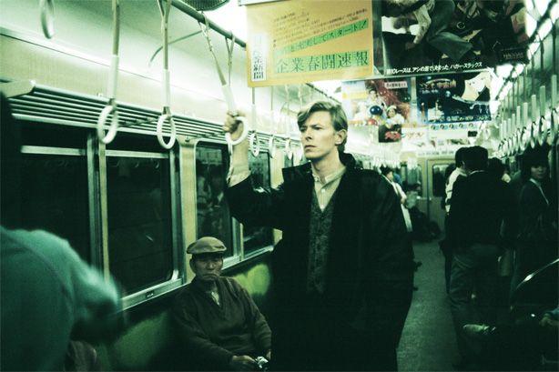 David Bowie. Speed of Life, David Bowie & Masayoshi Sukita