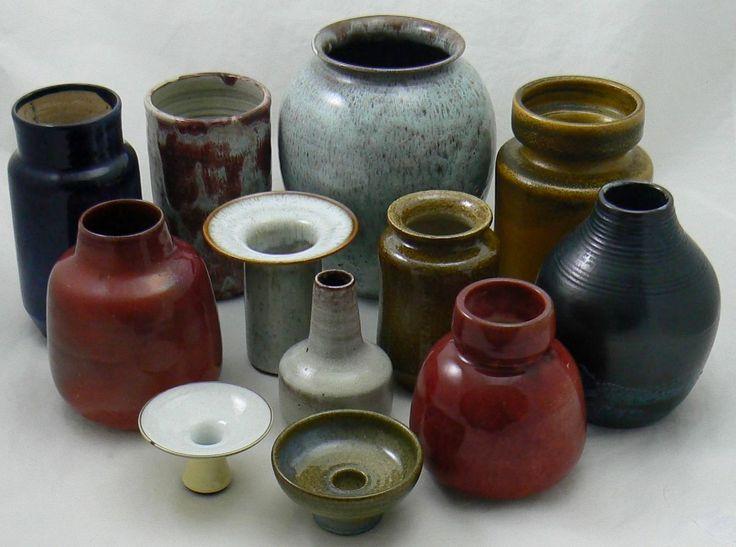 Zaalberg vases.