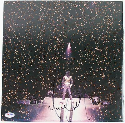 Michael Jackson Authentic Signed 12X12 Book Page Autographed PSA/DNA #W04812    eBay