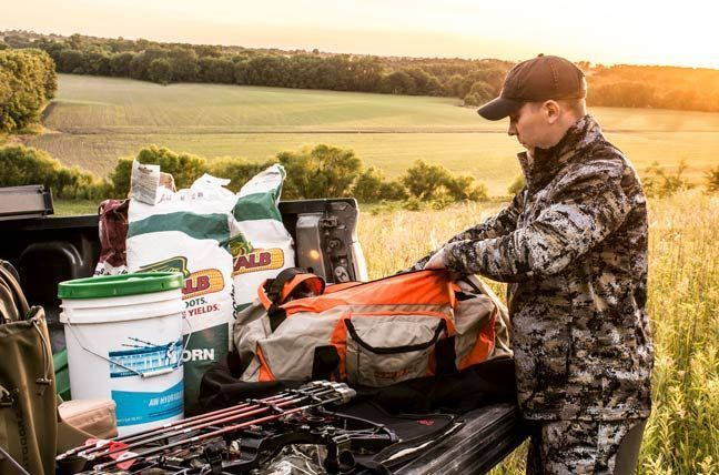 If you're in need of new bowhunting gear but don't want to make a long, timely drive, remember to check out your local farm store.