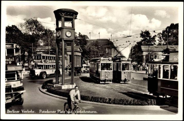 Berlin-Potsdamerplatz 1938